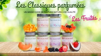 parfums fruités
