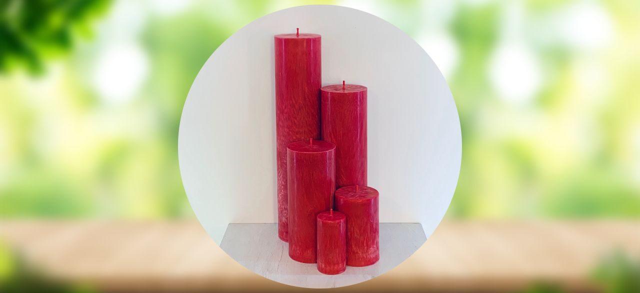 les bougies traditionnelles