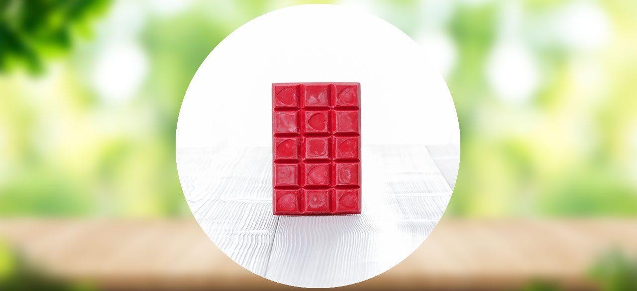 tablette cire pomme d amour