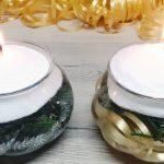 Tuto déco : bougies à faire soi-même
