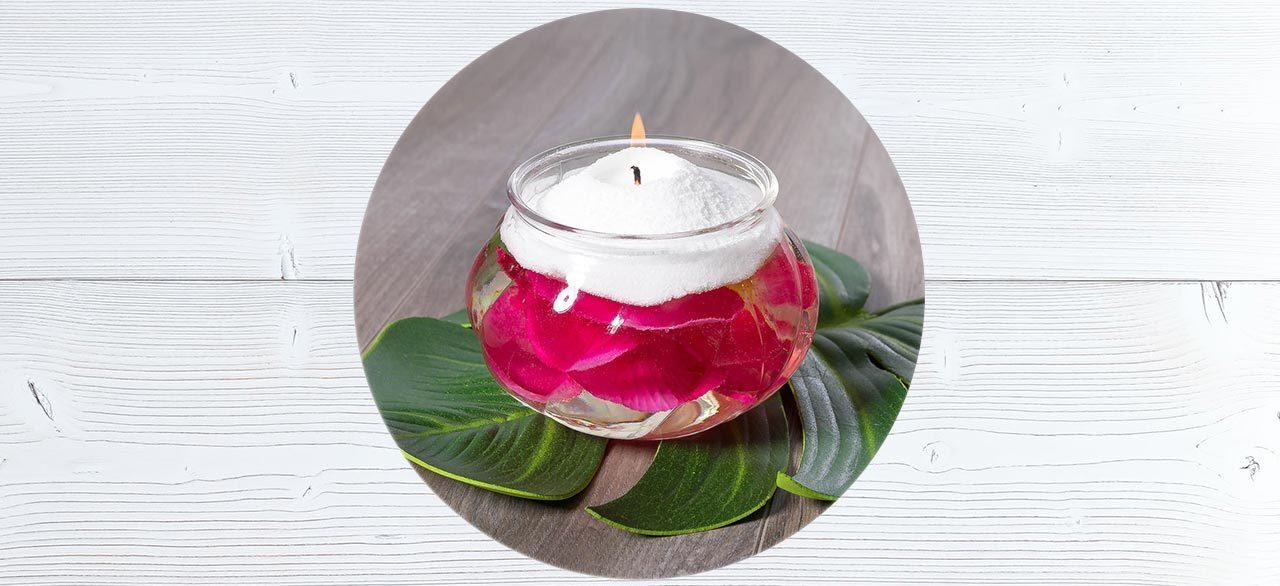 Kit de bougies à faire soi-même
