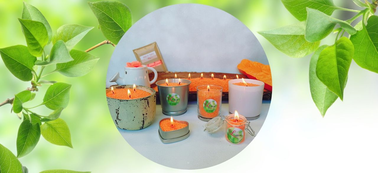 creation bougies