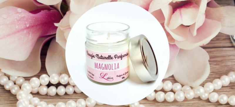 bougie magnolia