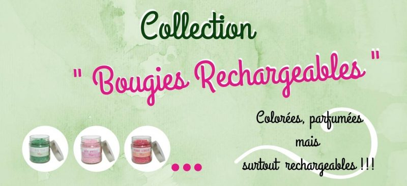 recharge bougie
